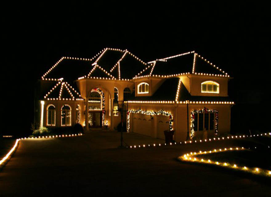 Holiday Lights | Professional Christmas Light Installation